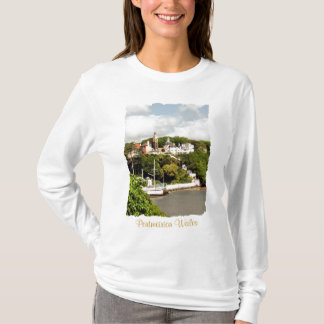 T-SHIRT VILLAGE ITALIEN PAYS DE GALLES