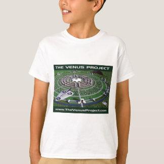 T-shirt Ville circulaire