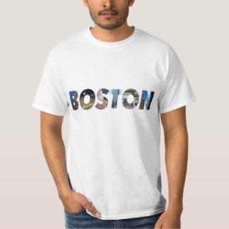 T-shirt Ville de Boston