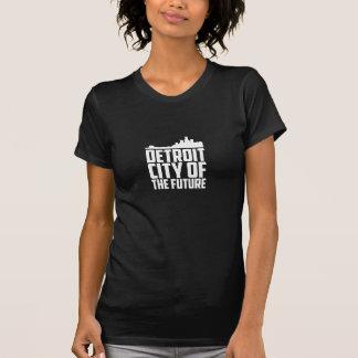 T-shirt Ville de Detroit de l'avenir