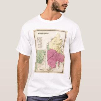 T-shirt Ville de Mamaroneck, Orienta
