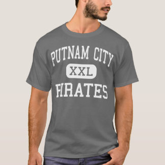 T-shirt Ville de Putnam - pirates - haute - Ville