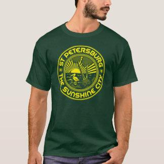 T-shirt Ville de soleil