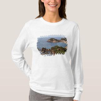 T-shirt Ville de TOSSA De MARS située dans la côte Brava.