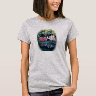 T-shirt Ville de touriste de vacances de Charleston la