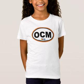 T-Shirt Ville d'océan