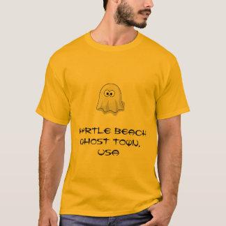 T-shirt Ville fantôme T