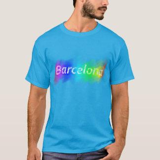 T-shirt Ville fière de Barcelone
