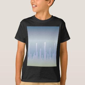 T-shirt Ville froide