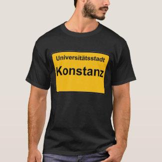 T-shirt Ville universitaire constance
