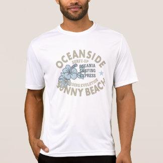 T-shirt vintage de concurrent du Sport-Tek des