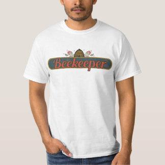 T-shirt vintage de style d'apiculteur