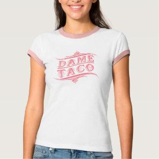 T-shirt vintage de taco - chemise chicano Camiseta