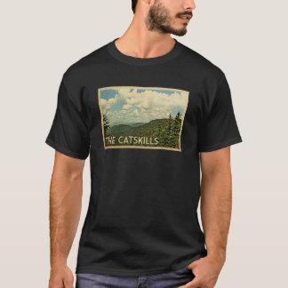 T-shirt vintage de voyage de Catskills