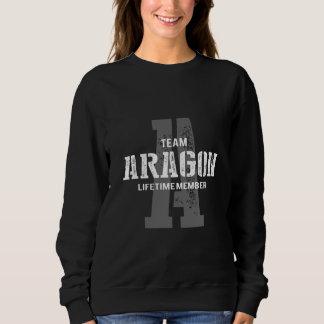 T-shirt vintage drôle de style pour ARAGON