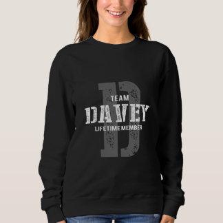 T-shirt vintage drôle de style pour DAVEY
