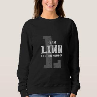 T-shirt vintage drôle de style pour LINN