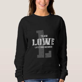 T-shirt vintage drôle de style pour LOWE
