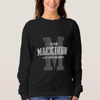T-shirt vintage drôle de style pour MACKINNON
