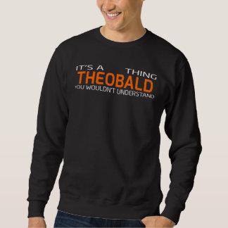 T-shirt vintage drôle de style pour THEOBALD