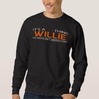 T-shirt vintage drôle de style pour WILLIE