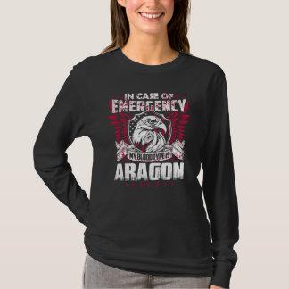 T-shirt vintage drôle pour ARAGON
