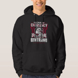 T-shirt vintage drôle pour BERTRAND