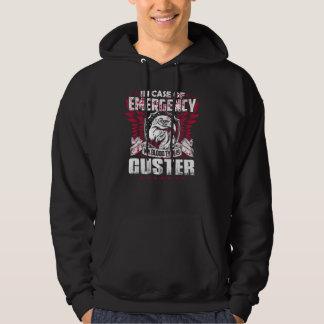 T-shirt vintage drôle pour CUSTER