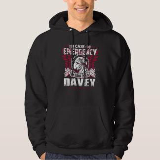 T-shirt vintage drôle pour DAVEY
