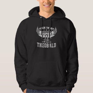 T-shirt vintage drôle pour THEOBALD