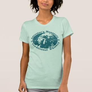 T-shirt vintage du whiskey des femmes