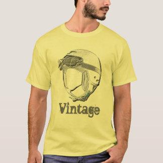 T-shirt Vintage Helmet