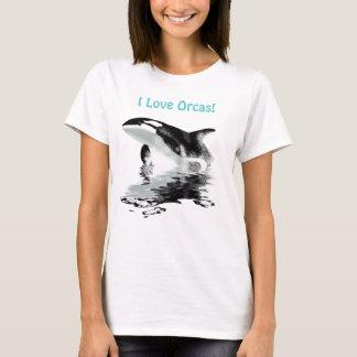 T-shirt VIOLATION de la chemise à manches courtes d'ORQUE
