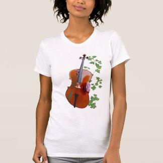 T-shirt violoncelle