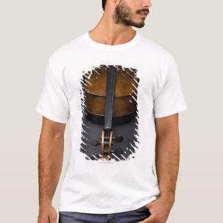 T-shirt Violoncelle antique