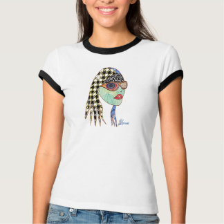T-shirt visage