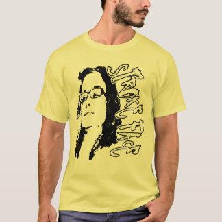 T-shirt Visage de course