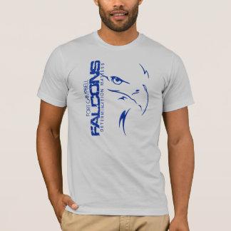 T-shirt Visage de faucon