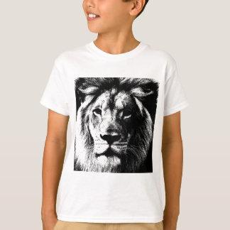 T-shirt Visage de lion de BW