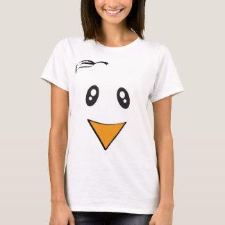 T-shirt Visage de poulet de Wiccan