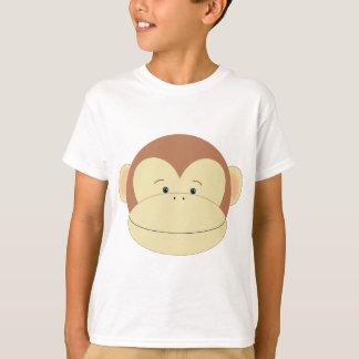 T-shirt Visage de singe
