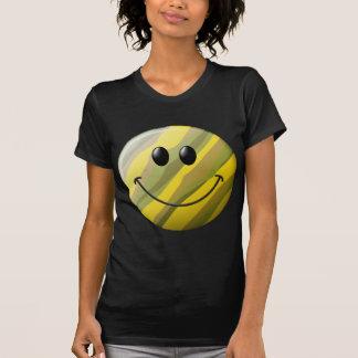 T-shirt Visage de smiley de camouflage