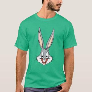 T-shirt Visage de sourire de ™ de BUGS BUNNY