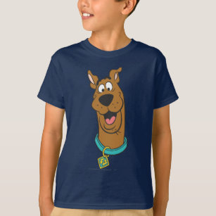 Scooby Doo T De Shirt Visage Sourire mN8O0yvwPn