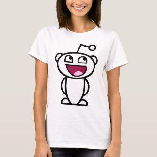 T-shirt Visage impressionnant de Reddit