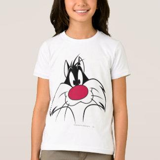 T-shirt Visage rouge de nez de SYLVESTER™