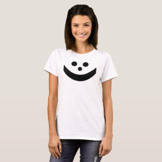 T-shirt Visage souriant