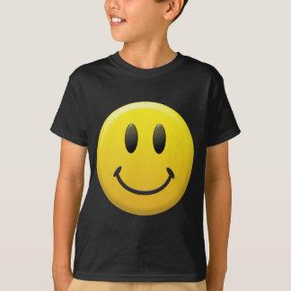 T-shirt Visage souriant heureux