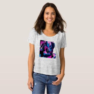 T-shirt Visages changeants