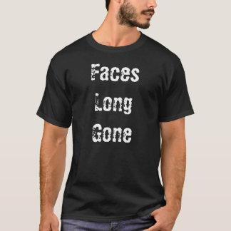 T-shirt Visages longtemps allés